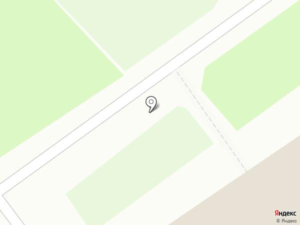 Грузинский дом на карте Костромы