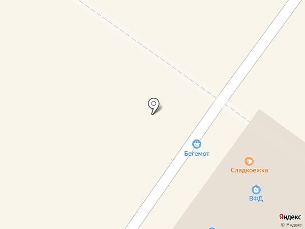 Владимирская Фабрика Дверей на карте Костромы