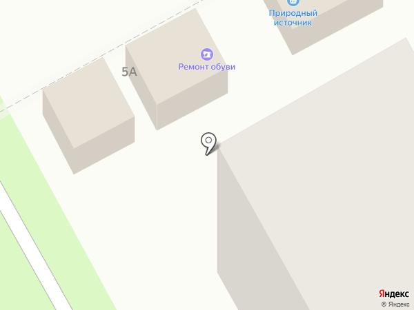 Мастерская по ремонту обуви и изготовлению ключей на карте Иваново