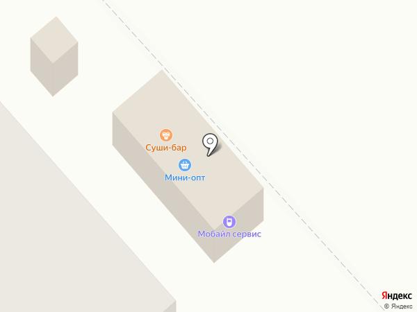 Три поросенка на карте Новокубанска