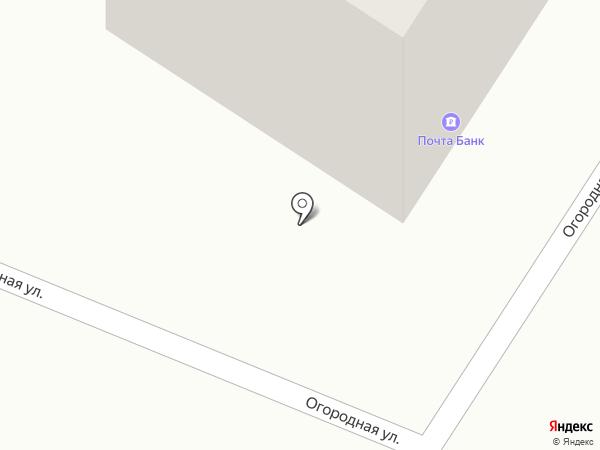 Почтовое отделение №34 на карте Иваново