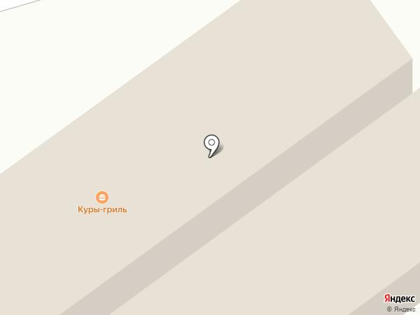 Ворсинка на карте Новокубанска