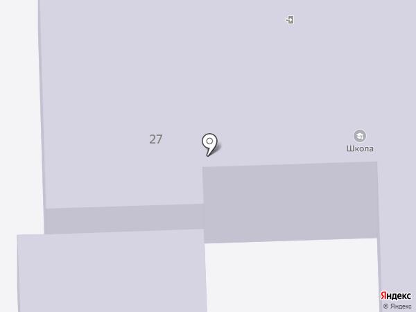 Богородская средняя школа, МБОУ на карте Богородского