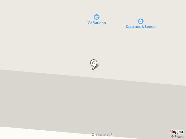 Просто, как Раз-Два-Три на карте Иваново
