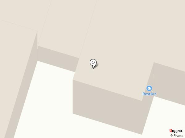 RestArt на карте Иваново