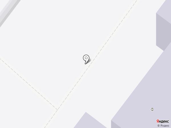 Средняя общеобразовательная школа №24 на карте Костромы
