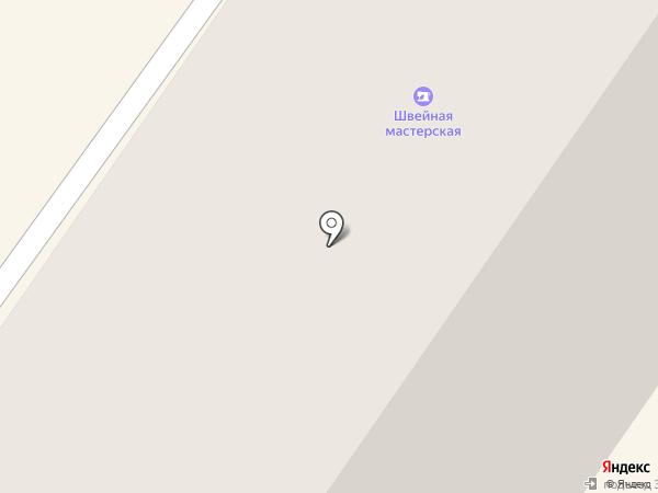 Ателье на карте Костромы