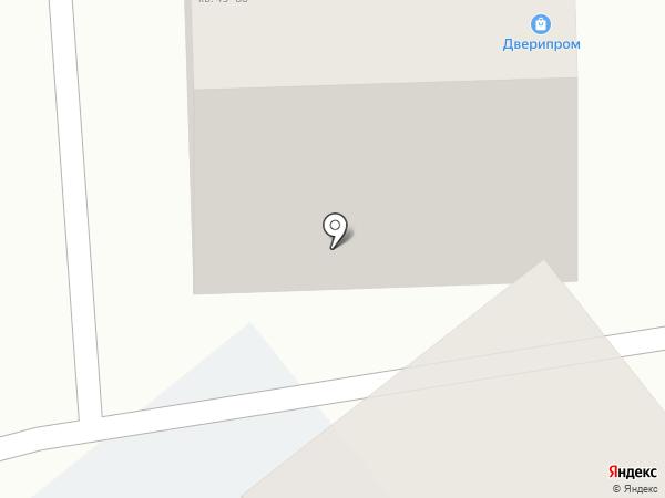 Геона на карте Иваново
