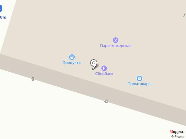 Магазин хозтоваров на Школьной 7а на карте Богородского