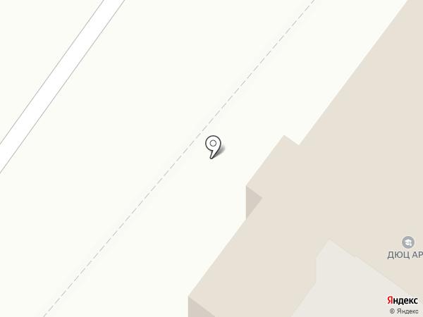Оранжевая рапсодия на карте Костромы