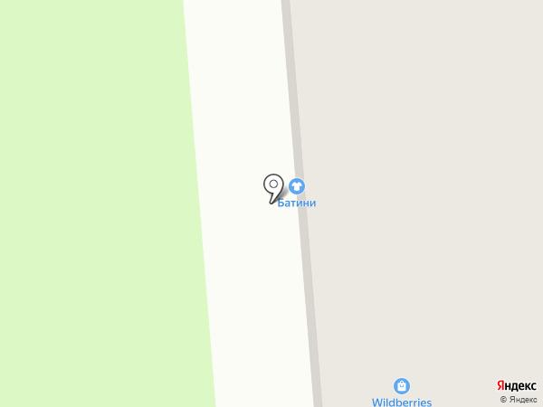 Магазин моего района на карте Иваново