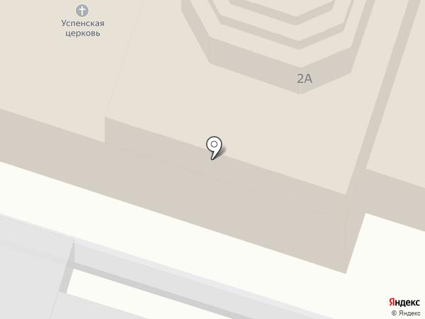 Храм Успения Пресвятой Богородицы на карте Богородского