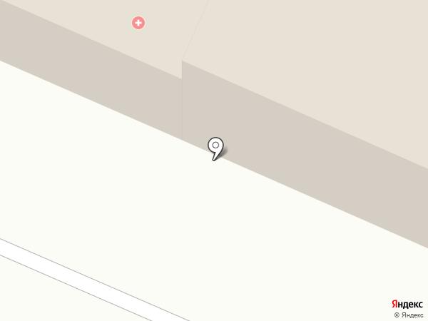 Детская поликлиника №6 на карте Богородского