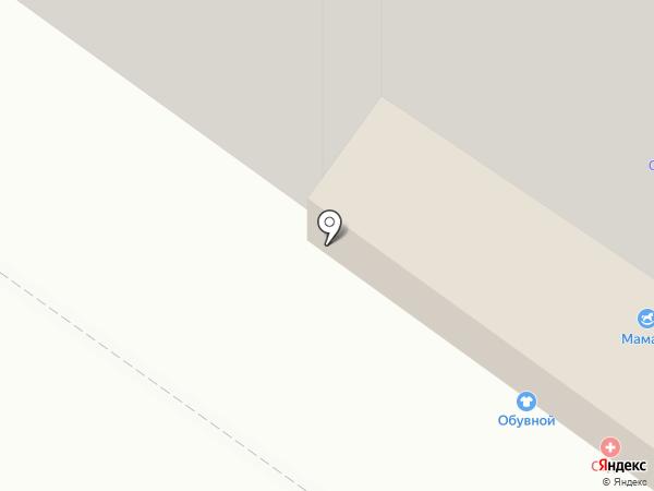 Р.О.С. Ломбард-сервис на карте Костромы