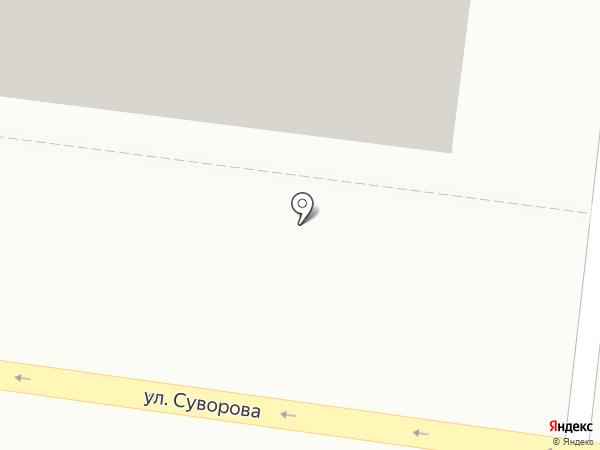 Красное & Белое на карте Иваново