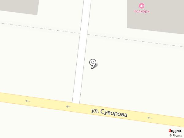 Сеть магазинов детского питания на карте Иваново