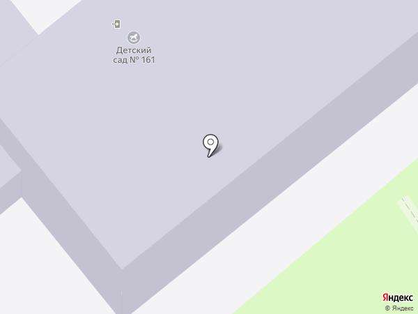 Детский сад №161 на карте Иваново