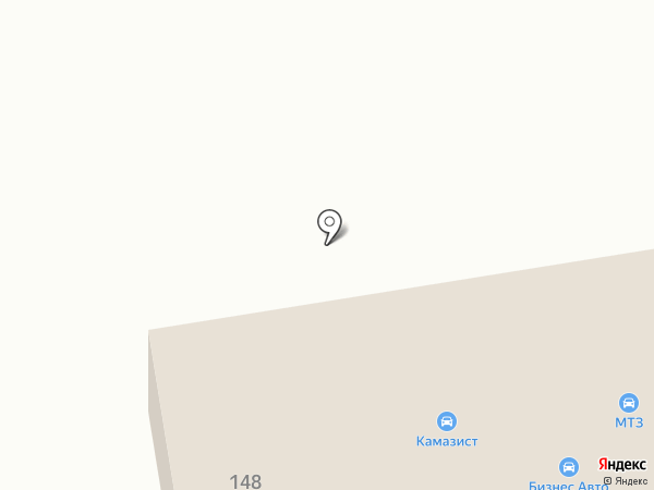 Бизнес Авто на карте Костромы