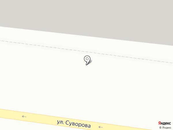 Модистка на карте Иваново