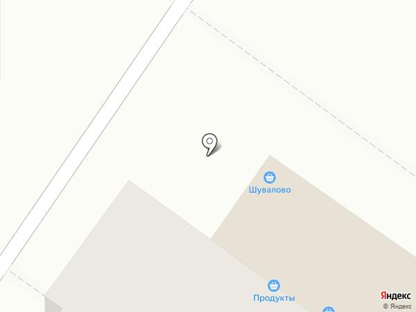 Магазин одежды на карте Костромы