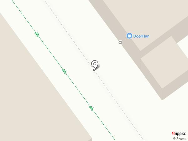Эко-лайн на карте Иваново