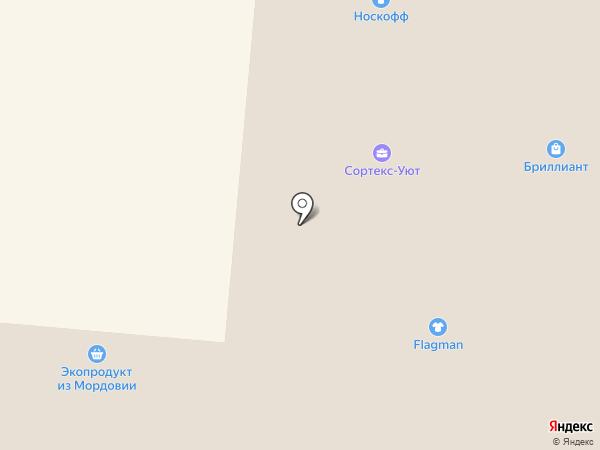ПЭК на карте Иваново