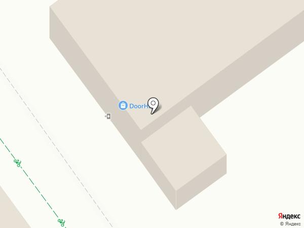 Автомойка на ул. Куконковых на карте Иваново