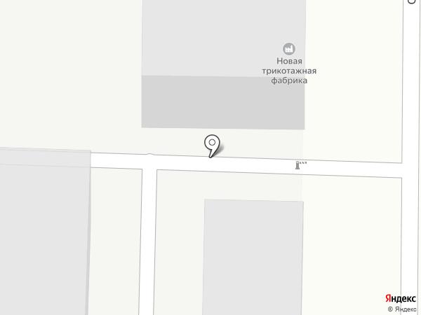 Красная Ветка на карте Иваново