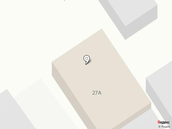Хуторок на карте Новокубанска