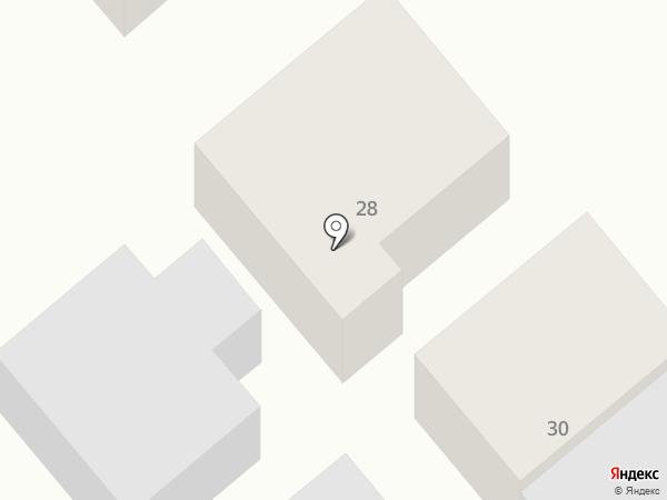 Визит на карте Новокубанска