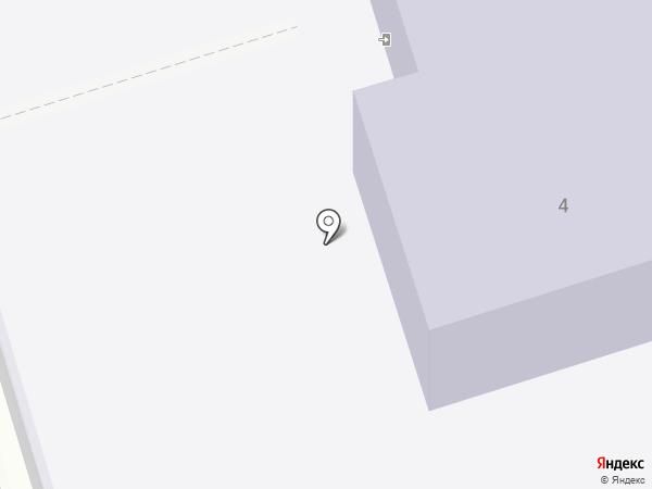 Детский сад №52 на карте Иваново
