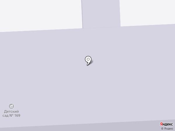 Детский сад №169 на карте Иваново