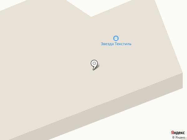 Орбита на карте Иваново