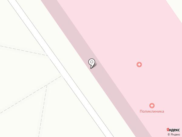 Центральная районная детская поликлиника Новокубанского района на карте Новокубанска