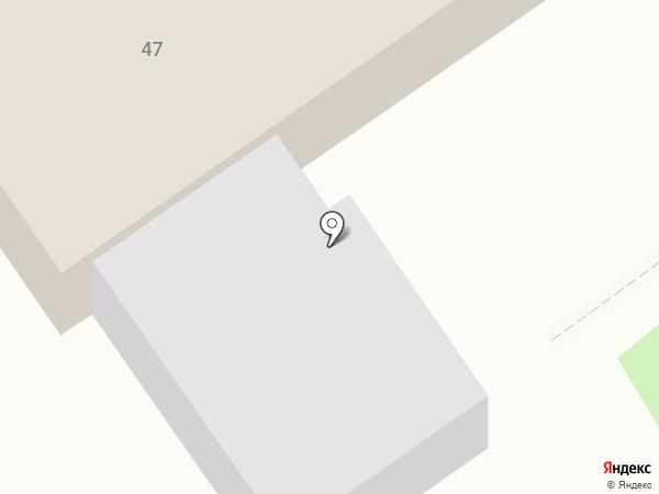 Ангар+ на карте Новокубанска