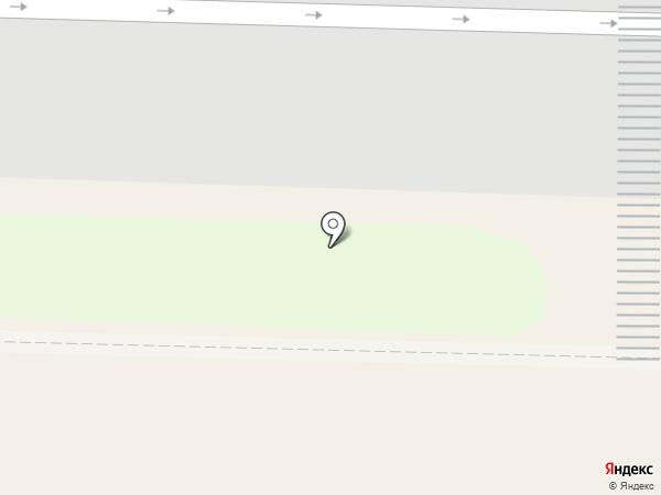 Мясной Двор, ЗАО на карте Костромы