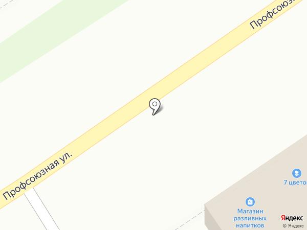 Пятница на карте Костромы