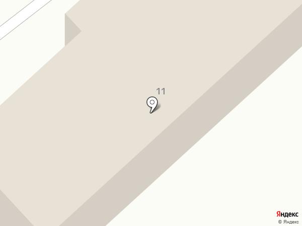 НИИДАР на карте Глубокого