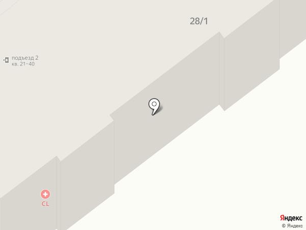 City Lab на карте Новокубанска