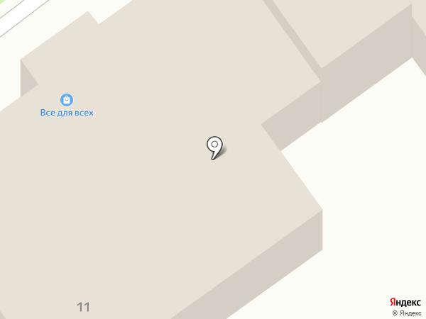 Mac HOUSE на карте Новокубанска