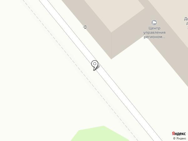 Департамент дорожного хозяйства и транспорта Ивановской области на карте Иваново
