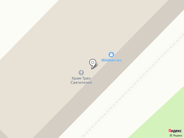 Семейный на карте Глубокого