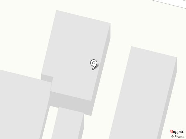 Стэк на карте Новокубанска