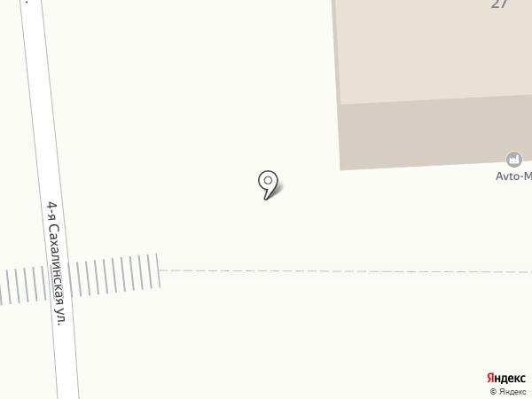Avto-М на карте Иваново