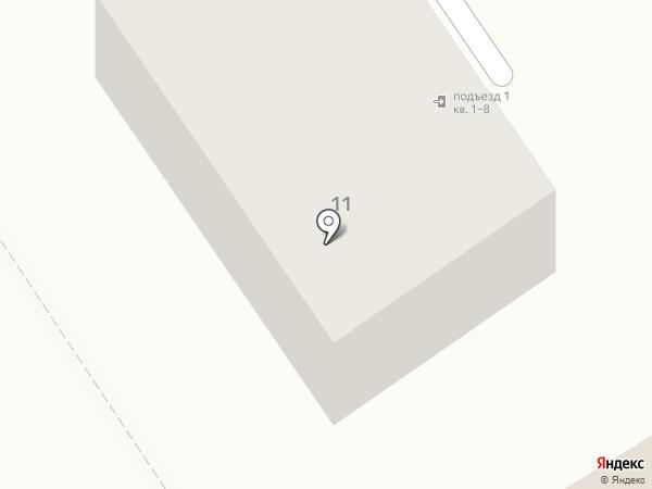 Центр гигиены и эпидемиологии по Новокубанскому району на карте Новокубанска