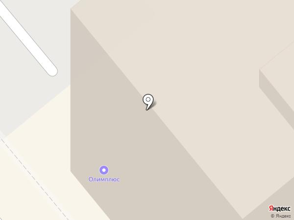 Накта-Кредит-Запад на карте Иваново