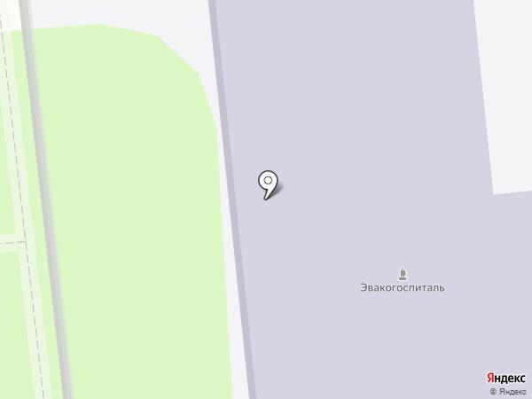 Средняя общеобразовательная школа №31 на карте Иваново