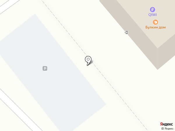 Булкин дом на карте Иваново