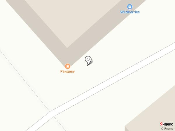 Дед Мазай на карте Иваново