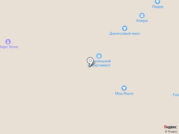 Леди каприз на карте Иваново